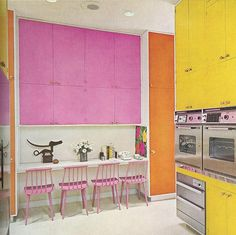 Kitchen circa 1960
