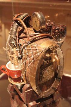 Steampunk Coffee Machine! photo IMG_1780.jpg