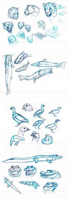 mas estudios anatomicos con foto referencias. ----------------------------------------------------------------------------------------------------------------------------------------------- Comissi...