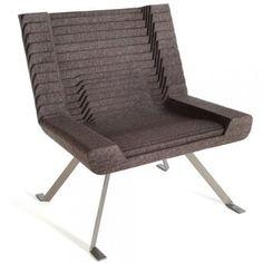 renewable felt chair