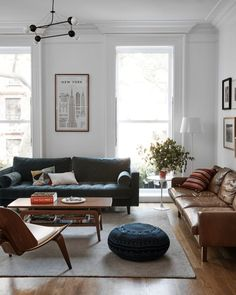 Joanna Goddard's Brooklyn Family Apartment
