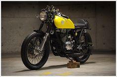'78 Suzuki GT 250 - Pipeburn - Purveyors of Classic Motorcycles, Cafe Racers & Custom motorbikes