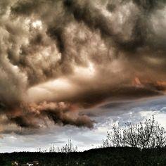 Vor dem Gewitter Clouds, Outdoor, Thunderstorms, Outdoors, Outdoor Games, The Great Outdoors, Cloud