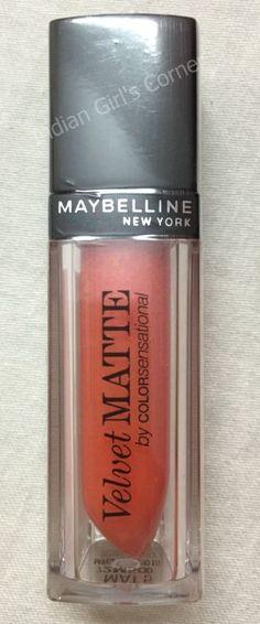 Maybelline Velvet Matte MAT 5