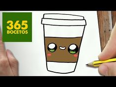 easy healthy breakfast ideas on the good day song 365 Kawaii, Kawaii Art, Kawaii Anime, Easy Drawing Steps, Step By Step Drawing, Food Drawing, Drawing For Kids, Doodle Drawings, Easy Drawings