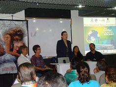 Día Mundial de la Salud Sexual 2010 En la foto de izquierda a derecha: Belikis Alonzo, representante de la Alcaldía, Aminta Parra (Federación de Psicólogos de Venezuela), Idhaly Guzmán y Gerardo Giménez