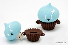 Cupcakes USB  It's my nickname! I have to have this!