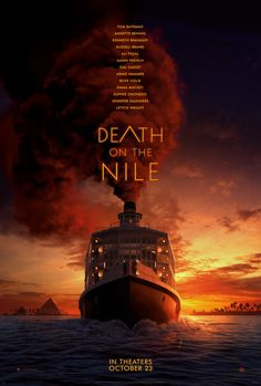 POSTER + TRAILER UNVEILED... #AliFazal will be seen next in #Hollywood film #DeathOnTheNile... Trailer was launched today... Based on #AgathaChristie's novel of the same name, the cast includes several prominent international names... Will release in #US cinemas on 23 Oct 2020. Jennifer Saunders, Rose Leslie, Armie Hammer, Russell Brand, Agatha Christie, Gal Gadot, Luke Hemsworth, Dawn French, Annette Bening