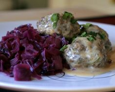 Finnish Meatballs - perfect for make-ahead Christmas or special meal