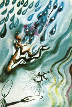The Pool of Tears - Dali Salvador