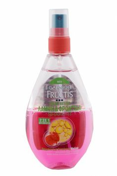 To νέο Fructis Λάμψη & Φροντίδα Shake it της Garnier είναι ένα νέο προϊόν για τα βαμμένα μαλλιά που δίνει φροντίδα αναζωογόνησης και λάμψη σε ένα βήμα. Με ιδιαίτερη φόρμουλα και ξεχωριστή υφή, συνδυάζει απόλυτα τις βασικές ανάγκες των βαμμένων μαλλιών. Το ένα μέρος είναι εμπλουτισμένο με Xylose. Προστατεύει και θρέφει σε βάθος τα βαμμένα μαλλιά. Το άλλο μέρος λειαίνει άμεσα την τρίχα και δίνει εκτυφλωτική λάψη στο χρώμα. Προϊόν λάμψης, Λάμψη & Φροντίδα Shake it, Garnier 8,99€