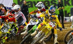 2015 AMA Supercross Phoenix Results - Motorcycle Chat - Motorcycle Sport Forum