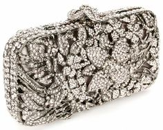 """This clutch should probably go in the """"I want this but don't know what I would ever do with it or until I am a famous like we all know I am going to be"""" HAH! Totally serious with that last part.. totally"""