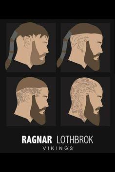 Ragnar lothbrok, un Roi Viking légendaire, le guerrier vikings favoris de fans de la série Vikings, découvrez sont histoire et les accessoires, bijoux, bagues, bracelets tiré de sont culte et de ses origines, la Boutique et site web sur les vikings et la mythologie nordique