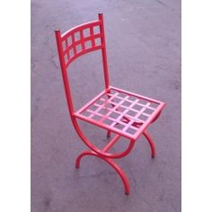 Chair Wrought Iron. Customize Realizations. 448