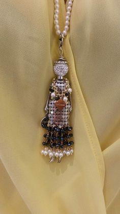 #TocodEncanto #Le Carose nuova CoCò collana gioiello perle naturali luxury  novità