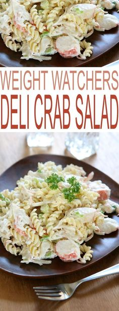 Terrific Weight Watchers Deli Crab Salad is a healthy dinner recipe just in time for your weight loss goals. The post Weight Watchers Deli Crab Salad is a healthy dinner recipe just in time fo . Atkins Recipes, Ww Recipes, Healthy Dinner Recipes, Salad Recipes, Locarb Recipes, Quick Recipes, Diabetic Recipes, Smoothie Recipes, Blender Recipes