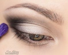 Beauty Makeup, Hair Beauty, Bridal Eye Makeup, Hooded Eyes, Smokey Eye, Eyeliner, Make Up, Wax, Face