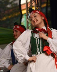 Polish folklor ZPiT Pyrzyce Krosno region Fot.: Tadeusz Krawiec