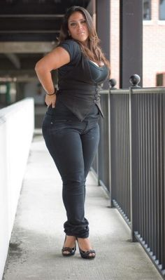 82922433020 curve-y  ) Ashley this is what you look like.one hot mama head to toe!