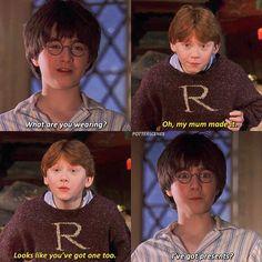 "1,976 Likes, 23 Comments - Harry Potter  (@potterscenes) on Instagram: ""[#PhilosophersStone – 2001]"