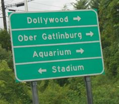 We were so excited to see this sign because we knew we were almost there!!  Pigeon Forge Vacay July, 2013