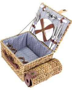 Jessa Picnic Basket ..... Joss and Main