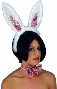 Bunny Set Costume Accessories