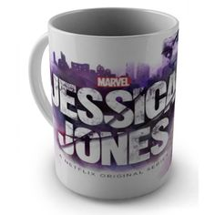 Caneca Jessica Jones - 300 ml