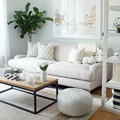 6 τρόποι για να προσθέσεις περισσότερα καθίσματα σε μικρό σαλόνι!