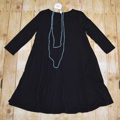 """5 Likes, 1 Comments - M.A.D.E (@shopmadeclothing) on Instagram: """"Everyday Tunic Dress in Black sizes small-medium $27"""""""