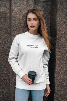 hoodie, pullover, sweatshirt, text, design, streetstyle, funny, sarcastic, humor, meme, struggles, snuggles, cuddling, cuddle, teenager, couple, love, relationship Sweatshirts, Hoodies, Birthday Gifts For Her, I Love Fashion, Winter Fashion, Womens Fashion, Snuggles, Classic T Shirts, Mom Hats