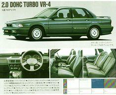 Mitsubishi Galant Turbo VR-4
