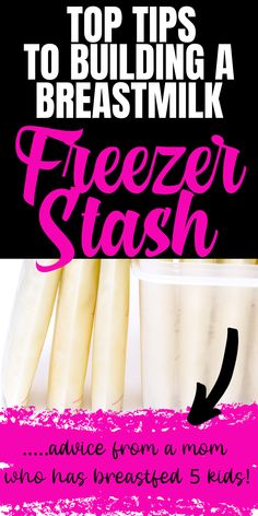 If like me you love to have ample supply of breastmilk readily available then here is all you need to know about building a breastmilk freezer stash. Top tips to building a freezer full of breastmilk #freezerstash #frozenbreastmilk #pumping #exclusivepumping #breastfeedinghacks #pumping