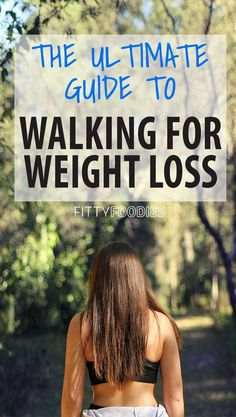 Will walking help me lose weight? How many miles should I walk to lose 20 pounds? Everything you need to know about walking for weight loss right here! Help Me Lose Weight, Losing Weight Tips, Weight Loss Goals, Fast Weight Loss, Weight Gain, Healthy Weight Loss, Reduce Weight, Fat Fast, Weight Control