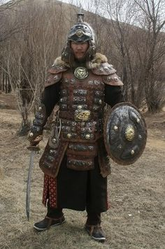 Dagorhir Discussion Forums -help with mongolian garb