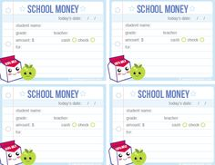 Make School Notes Easy with a Fill-in-the-Blank Printable   Yes You ...