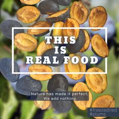 Dried Plums, Freeze Dried Fruit, Freeze Drying, Real Food Recipes, Confident, Sweet Potato, Frozen, Vegetables, Instagram