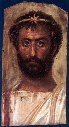 Александр Копеин - Фаюмский портрет — икона до иконописи