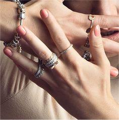 anello pandora arabesque