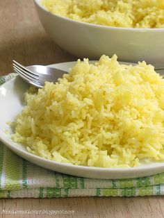 Chinese Butter Rice: This looks so comforting!