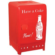 Coke® Mini Refrigerator