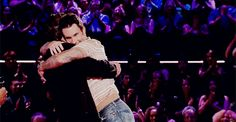 …ENDED. | 20 Of Adam Levine And Blake Shelton's Most Bromantic Moments