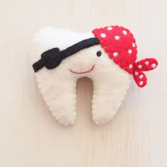Pirate Tooth Toy