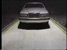 1983 Mercury Cougar commercial