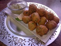 Chicken Bhajia recipe by Najiya posted on 21 Jan 2017 . Recipe has a rating of by 1 members and the recipe belongs in the Appetizer, Sides, Starters recipes category Bhajia Recipe, South African Dishes, Food Categories, Iftar, Canapes, Fritters, Food For Thought, Starters, Real Food Recipes