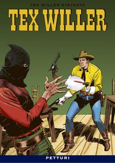 Tex Willer Kirjasto: Petturi