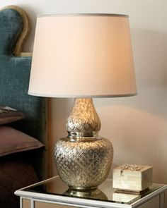 H5U1P Jamie Young Harlequin Gourd Lamp. I love all Jamie Young products!