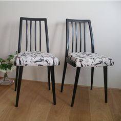 Chair Cat variations 1 and 2.