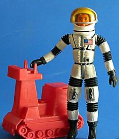 Major Matt Mason article by Bradley Mason Hamlin Vintage Toys 1960s, 1960s Toys, Retro Toys, Vintage Dolls, Childhood Toys, Childhood Memories, Where Have You Gone, Space Toys, To Infinity And Beyond